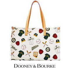 Oakland Athletics Shopper Bag by Dooney & Bourke - MLB.com Shop