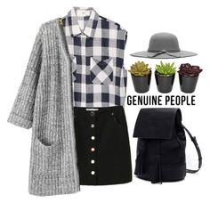 """# Genuine People"" by credentovideos ❤ liked on Polyvore featuring Genuine_People"