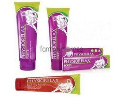 GAMA PHYSIORELAX:  Forte crema de masaje deportivo (75 ó 250ml) y Ultra Heat de efecto calor (75ml) http://bit.ly/1oQHVAm
