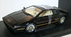 Autoart 1/18 Scale Diecast - 70061 - Lotus Esprit Turbo RHD - Black #AUTOART #Lotus