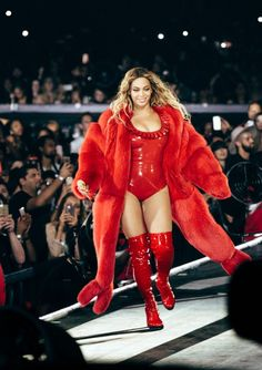 Beyoncè- The Formation World Tour at ford Field. Detroit, Michigan June 14th, 2016