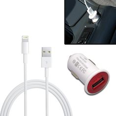 Inspirational MFi Certified USB Cable USB Car Charger For iPhone c s Plus