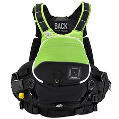 Astral Buoyancy Greenjacket Life Jacket (Medium/Large) - Green * Click image to review more details.
