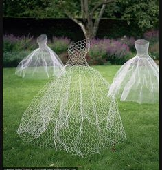 Garden Party ~ how fun for a midsummer nights dream motiff party!