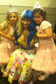 If you haven't seen the video of these girls covering Super Bass... your life has no meaning. Do it now.