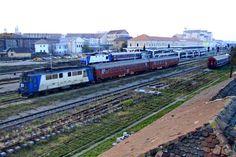 Sibiu (200)-Railway station -Romania