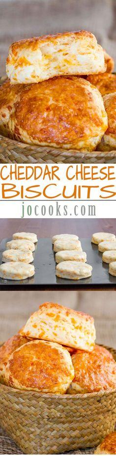 Cheddar Cheese Buttermilk Biscuits