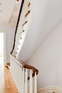 514 E 87th St, NEW YORK NY 10128 | Zillow Wooden Staircases, Stairways, Types Of Stairs, New York City Ny, Construction Design, Perfect Place, Real Estate, Home, Stairs