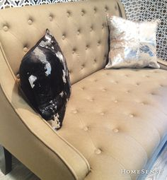 Homesense, Banquette, Upholstered Chairs, Favorite Holiday, Color Trends, My Dream Home, Home Projects, Holiday Gifts, Sofas
