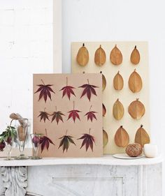 Decorate your home for Thanksgiving with the season's natural elements—from the farm stand, the grocery store, and even your own backyard.