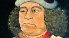 Oswald von Wolkenstein (1377 - 02/08/1445)
