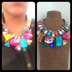 Collar multicolor mimpi Accesories  $245.00 MX