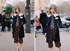 Vanessa Jackman: Paris Fashion Week AW 2015....Anya