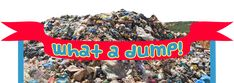 Landfill waste facts | Kids Go Green