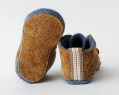 Leather Baby Shoes, Wool Baby Shoes, Toddler Shoes, Slippers, Walking Shoes, Kid Shoes, Minimalist Shoes by Ollie and Tate on Etsy