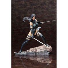 Marvel Comics Fine Art Statue 1/6 Psylocke X-Force 26 cm - Figur