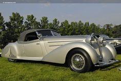 1938 Horch 853 A Erdmann & Rossi Roadster Image