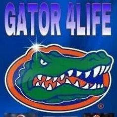 Gators for life