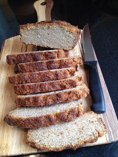 Amandel-kastanje brood