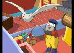 T'choupi et Doudou (Episode 62) : La journée au port de pêche