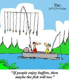 Just a little Friday morning fishing humor....#reellife #letsgetreel #fishinghumor #fishing #yeti #costa #inshorefishing #freshwaterfishing #flyfishing