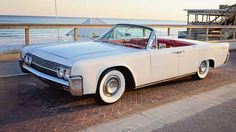 1962 Lincoln Continental Maintenance/restoration of old/vintage vehicles: the material for new cogs/casters/gears/pads could be cast polyamide which I (Cast polyamide) can produce. My contact: tatjana.alic@windowslive.com