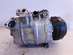 awesome 01 02 03 04 05 BMW 325i AC AC Compressor Pump + Clutch 64526916232 E46 X3 #5 - For Sale View more at http://shipperscentral.com/wp/product/01-02-03-04-05-bmw-325i-ac-ac-compressor-pump-clutch-64526916232-e46-x3-5-for-sale/