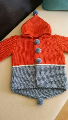 40 Different Winter Baby Knitting Patterns You Will Admire - Crochet