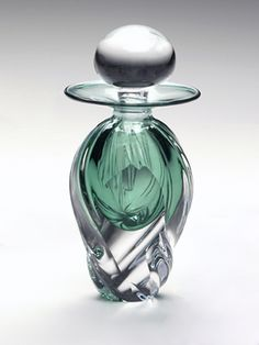 TWIST & Facet Perfume Bottle