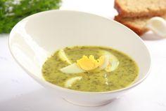 Zupa Szczawiowa (Sorrel Soup)