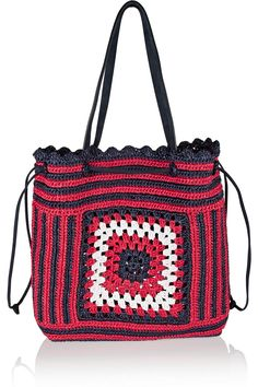 Didn\u0027t know that there was a bag version of the Miu Miu granny square