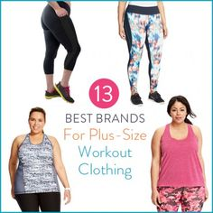 abf5d499ff1c5 These are the 13 best brands for cute plus-workout clothing