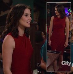 this is the BEST website on the face of earth, outfits from tv shows and where to get em Robin Scherbatsky, How I Met Your Mother, Fashion Tv, Fashion Outfits, Red Tulips, I Meet You, Celebs, Celebrities, European Fashion