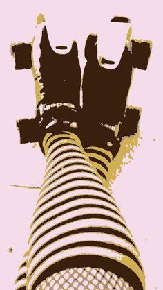 <3 Roller Derby