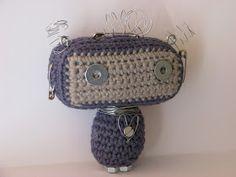 Amigurumi Robot crochet