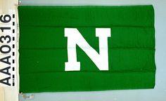 House flag, Nigerian National Line Ltd - National Maritime Museum