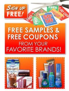 and free samples by mail!Coupons and free samples by mail! Free Baby Samples, Free Samples By Mail, Free Stuff By Mail, Get Free Stuff, Free Baby Stuff, Free Mail, Couponing For Beginners, Couponing 101, Freebies By Mail