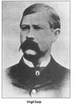 Old West Lawman Virgil Earp