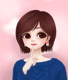 Resultado de imagen para lovely girl mellow