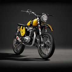 A heavily modified 1970 Ducati Scrambler, a barnstorming Indian Scout cafe racer, a super-rare Norton racer, and a Honda-powered Redline BMX bike. Ducati Motorcycles, Ducati Scrambler, Bmx Bikes, Yamaha, Dirt Bikes, Indian Motorcycles, Road Bikes, Bultaco Mercurio, Ducati 750ss