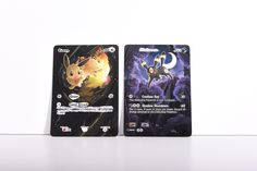 Lunumbra's Extended Art Pokemon Cards — Another commission :)