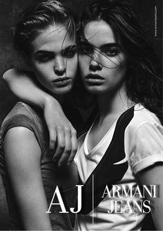 Armani Jeans - Armani Jeans F/W 09
