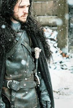 "Jon Snow | Game of Thrones, 5x07, ""The Gift"""