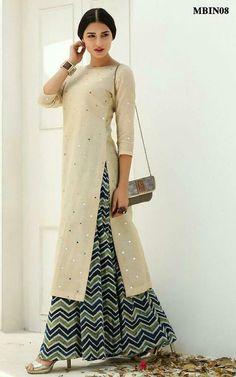 Salwar Designs, Simple Kurti Designs, Kurti Neck Designs, Kurta Designs Women, Kurti Designs Party Wear, Blouse Designs, Indian Fashion Dresses, Dress Indian Style, Indian Designer Outfits