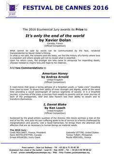 Ecumenical Jury Awards