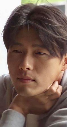 Ha Ji Won, Hyun Bin, Korean Actors, Landing, Singers, Beauty, Eyes, Guys, Celebs
