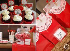 """Fara Party Design: Tienda- Colección de San Valentín """"P.D. Te amo"""""""