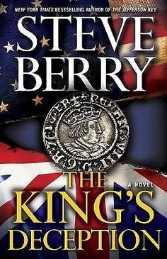 The Cotton Malone Ser.: The King's Deception Bk. 8 by Steve Berry (2013,...  | eBay