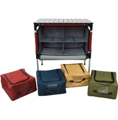 Camp Chef Sherpa Camp Table and Organizer - Dick's Sporting Goods