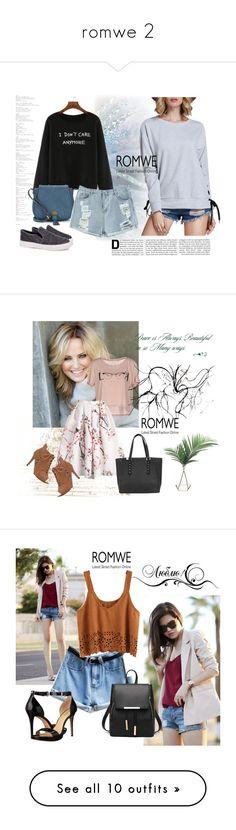 """romwe 2"" by aida-1999 ❤ liked on Polyvore featuring Nanette Lepore, ONLY, NDI, MICHAEL Michael Kors, rag & bone/JEAN, LE3NO, Topshop, Aéropostale, Jennifer Lopez and ViX"